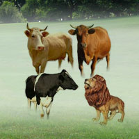 Short Stories -The Three Cows