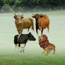 Short Stories - The Three Cows