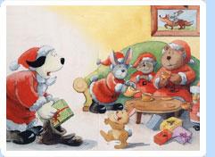 Short Stories - Christmas Surprise