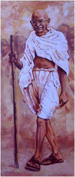 Short Stories - Gandhiji