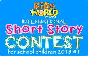 International Short Story Writing Contest for School Children