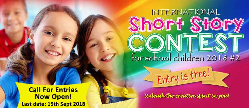 Short Story Contest for Children
