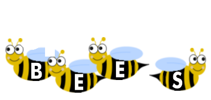 Words for Spelling Bee