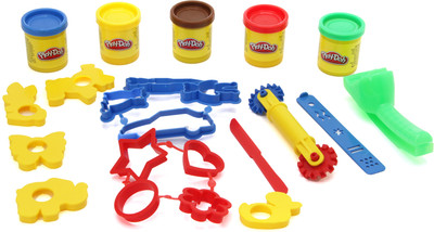 FunSkool Play - Doh Gift Set - Toy Game