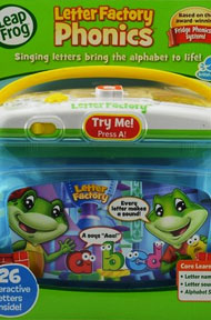 Leapfrog Letter Factory Phonics Game Review