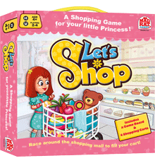 Let's Shop Board Game – MadRat Games
