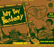 My Toy Factory Trainee Kit - Board Game