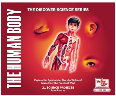 United Toys – The Human Body - Toy Game