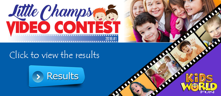 Results of the Little Champs Video Contest 2016