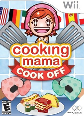 Cooking Mama : Cook Off (Games, Wii)