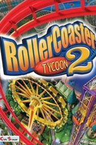 Roller Coaster Tycoon Video Game
