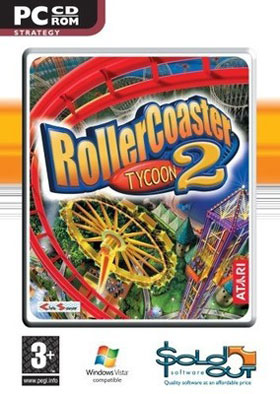Roller Coaster Tycoon 2 – PC Games