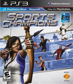 Sports Champions Video Game
