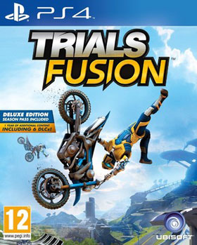Trials Fusion (Games, PS4)